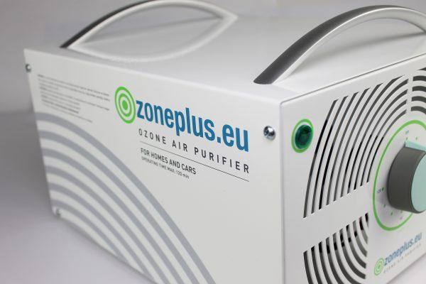 HS300 ózongenrátor lakások és autók ózonos fertőtlenítéséhez