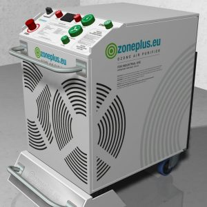 ipari ózongenerátor