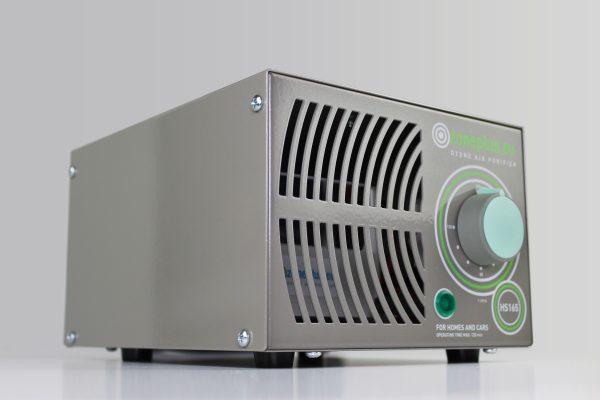 Előlap HS165 ózongenerátor
