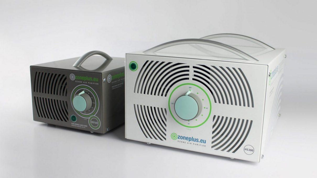 Ózongenerátorok a gyártótól Ozoneplus HS165 HS300