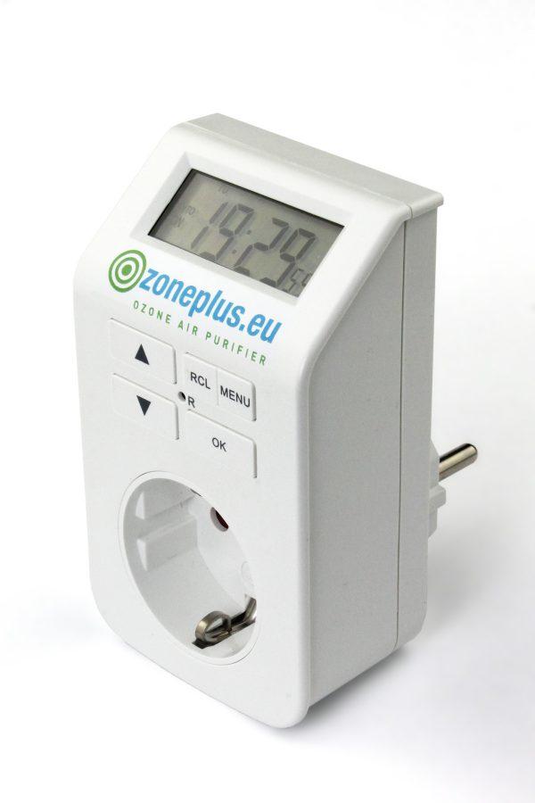 Időkapcsoló ózongenerátor használatához