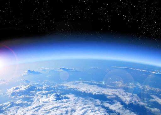 Ózon az atmoszférában