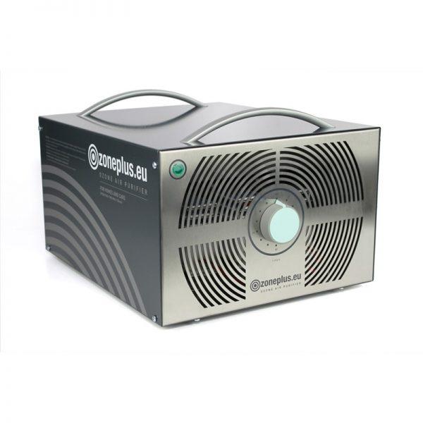 hogy működik az ózongenerátor?