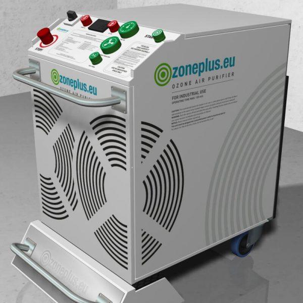 ózongenerátor működése