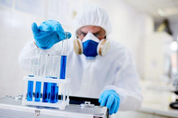 Laboratóriumi vizsgálat és tanúsítás