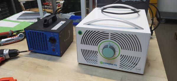 ózongenerátor szerviz
